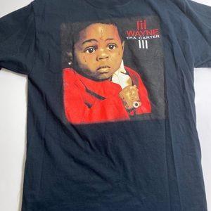 Lil Wayne Album Merch Size Large